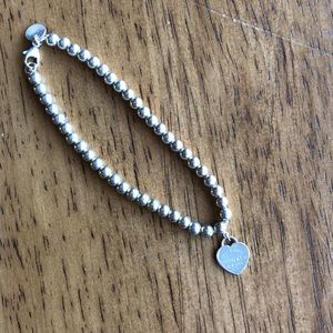 Authentic Tiffany and Co. bracelet.